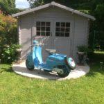 moto ancienne cabanon