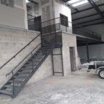 Entreprise escalier extérieur