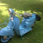 moto ancienne rénovée