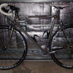vélo métal rénové