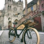 Vélo à Amiens cathédrale